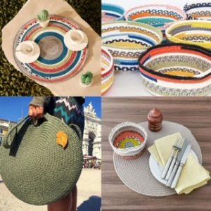 Textile Accessoires handgefertigt